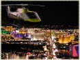 Night Flight Helicopter Wedding Ceremony